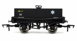 BR Rectangular Tank Wagon