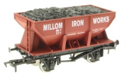 24T Steel Ore Hopper Millom Iron Works