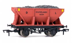 24T Steel Ore Hopper Dorman Long Weathered