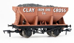 24T Steel Ore Hopper Clay Cross