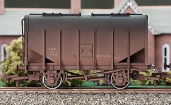 LMS Bulk Grain #701351 Weathered