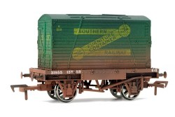 Conflat and Container SR Weathered