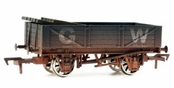 4 Plank GWR #45506 Weathered