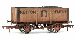 5 Plank Wagon Kenton Cement Weathered