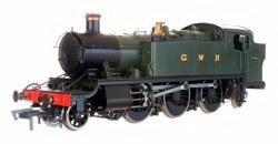 51xx Prairie 2-6-2 5150 GWR Green 'GWR'