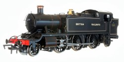 51xx Prairie 2-6-2 5190 BR Lined Black 'BRITISH RAILWAYS'