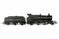 4300 Mogul 2-6-0 6336 GWR Green 'Great Western'