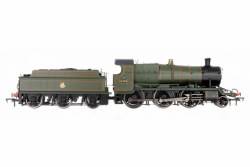 4300 Mogul 2-6-0 6364 BR Lined Green Early Emblem