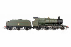 4300 Mogul 2-6-0 7310 BR Lined Green Late Crest