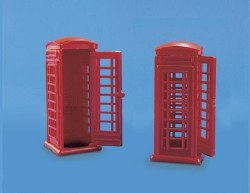 Telephone Kiosks