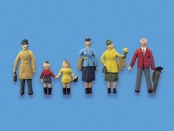 Passengers Standing Set A