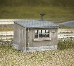 Wooden Lineside Huts 2