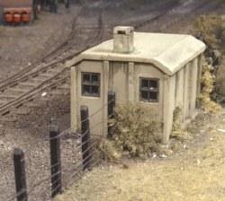 Concrete Lineside Huts 2