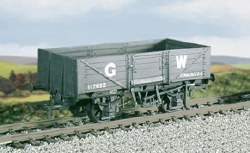 GWR 5-plank Open M/