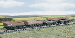 Permanent Way Set 4 Wagons M/W B/B