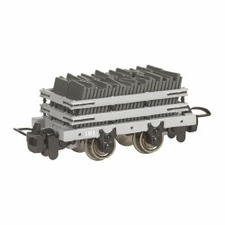 Slate Wagon No. 101 with Load