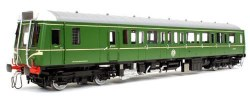 Class 121 W55020 Green with Speed whiskers
