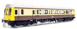 Class 121 W55029 GWR 150 Chocolate  and Cream DCC Fitted