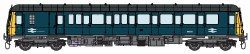 Class 122 55006 BR Blue DCC Fitted
