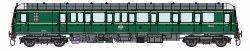 Class 122 55004 BR Green with Speed Wiskers