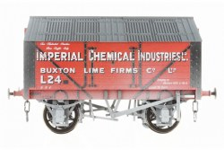 Lime Van ICI L24 Red Weathered