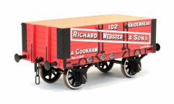 5 Plank Wagon 9' Wheel Base Richard Webster & Sons 102