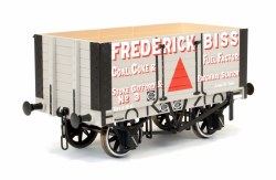 7 Plank Wagon 9' Wheel Base Two Door Frederick Biss 3