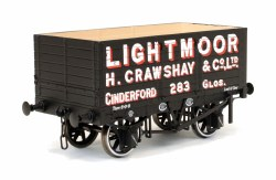 7 Plank Wagon 9' Wheel Base Three Door Lightmoor 283