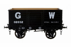 7 Plank 9' W/B Three Door GWR 02652