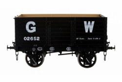 7 Plank 9' W/B Three Door GWR 02652