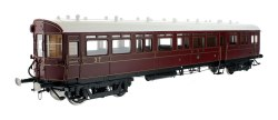 Autocoach GWR Lined Crimson 37