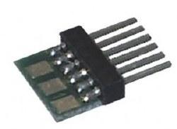 LY015 NEM 651 6 Pin Plug
