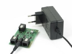 XpressNet Power booster with transformer