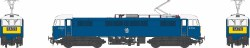 Class 86/0 BR Blue E3114 with small yellow warning panels and blue bufferbeams