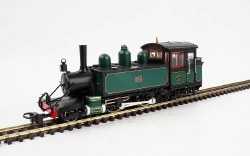 Baldwin 2-4-2T E762 Lyn SR dark green (1923-29)