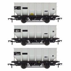 BR 24.5T HOP24/HUO Coal Hopper - Grey Pre TOPS - Pack N