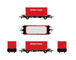 PFA - British Fuels Coal Containers I