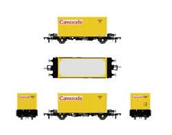 PFA - Cawoods Coal Containers U