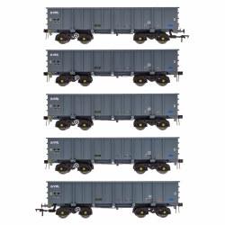 PTA/JTA+JUA Bogie Tippler Pack - VTG Grey - Outer Pack