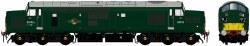 Class 37/0 D6702 BR Green
