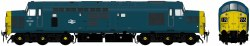 Class 37/0 37001 BR Blue