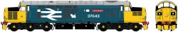 Class 37/0 37043 'Loch Lomond' BR Blue