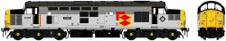 Class 37/0 37026 'Shapfell' BR Railfreight Distribution Sector