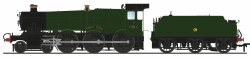 GWR 7800 'Manor' Class 7801 'Anthony Manor' GWR Green (Shirtbutton)