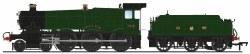 GWR 7800 'Manor' Class 7818 'Granville Manor' GWR Green (GW Crest)