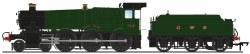 GWR 7800 'Manor' Class 7819 'Hinton Manor' GWR Green (GWR)