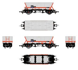 HDA - Railfreight Red - Pack 3