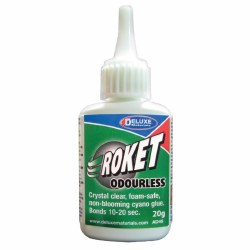 Roket Odourless Super Glue
