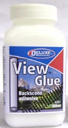 View Glue Back Scene Adhesive