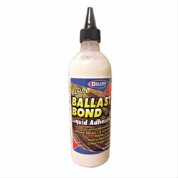 Ballast Bond Liquid Adhesive Refill 500ml